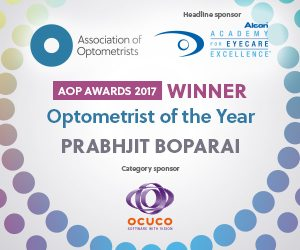 AOP AWARDS 2017